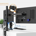 1home Support Ecran PC Moniteur et Ordinateur de 13-27'', à 2 Ecran de la marque image 5 produit