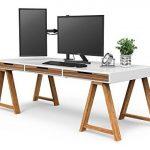 1home Support Ecran PC Moniteur et Ordinateur de 13-27'', à 2 Ecran de la marque image 6 produit