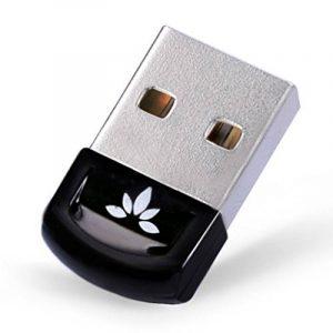 [2 ans de Garantie] Avantree USB Bluetooth 4.0 Adaptateur Dongle pour PC Windows 10, 8, 7, XP, Vista, Plug & Play ou Pilote IVT, Pour équipements Bluetooth, Casques, Enceintes, Souris, Clavier - DG40S de la marque Avantree image 0 produit