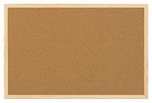 5 Etoiles Tableau en liège avec encadrement en pin 90 x 60cm de la marque image 0 produit