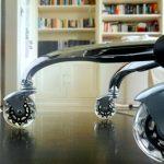 5x Roulettes Chaises de Bureau de BUROROLL – 63.5mm Roues souples en caoutchouc à tige Universelle de 11mm – Roulettes non-marquantes contre les sols dur et parquets – Argent de la marque image 4 produit