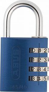 ABUS 145/40 Cadenas à combinaison 40 mm Bleu de la marque image 0 produit