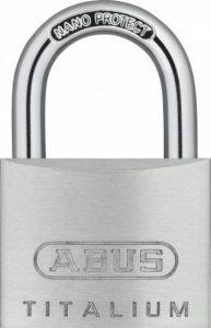 Abus 64TI/4040mm Titalium Cadenas à clé Ka6412 de la marque image 0 produit