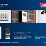 ABUS 787 B coffre à clés à fixer de la marque image 3 produit