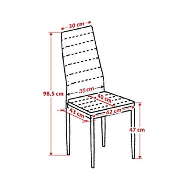 chaise dactylo blanche top 15 pour 2018 meubles de bureau. Black Bedroom Furniture Sets. Home Design Ideas