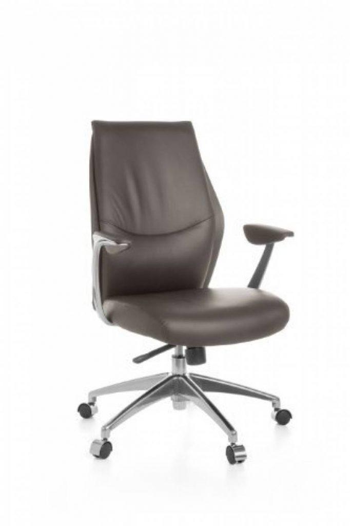 fauteuil bureau cuir marron pour 2019 votre top 6 meubles de bureau. Black Bedroom Furniture Sets. Home Design Ideas