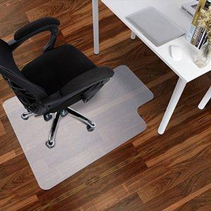 Antaprcis Tapis Protège-Sol en PVC Dur pour Chaise de Bureau et Parquet 90 x 120 cm de la marque image 0 produit