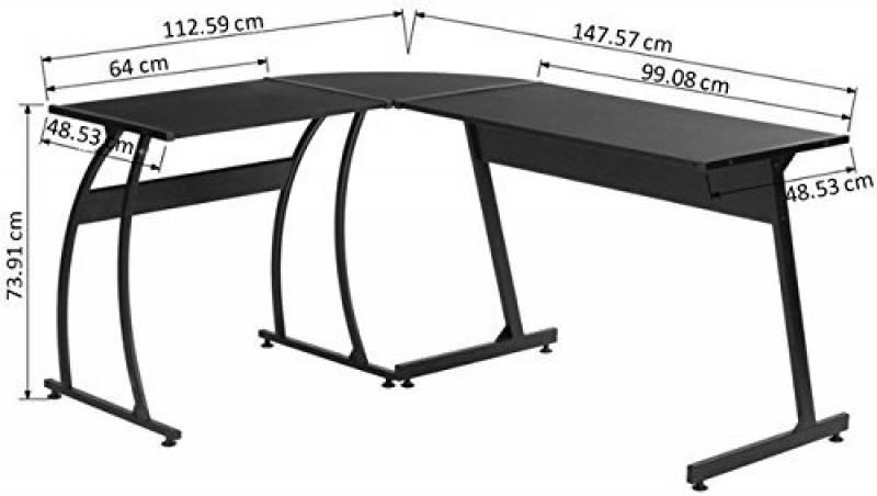 bureau d angle pour ordinateur choisir les meilleurs produits pour 2019 meubles de bureau. Black Bedroom Furniture Sets. Home Design Ideas