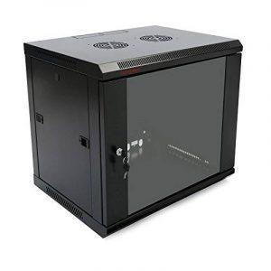 Cablematic - Rack serveur 19'' 12U 600x450x635mm armoire murale SOHORack RackMatic de la marque image 0 produit
