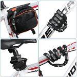 Chaînes Antivol, BIGO Antivol pour vélo avec zahlencode sûr Cadenas, 120 cm de la marque image 6 produit