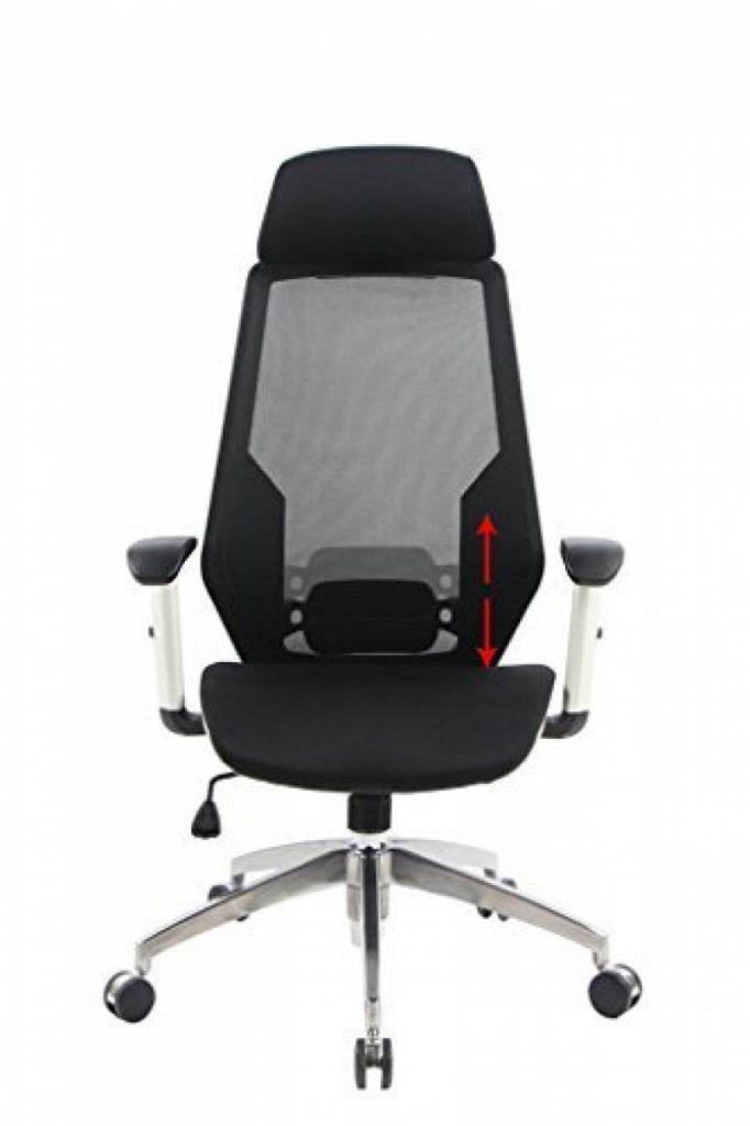 Chaise de bureau avec accoudoir r glable faire une - Chaise de bureau avec accoudoir ...