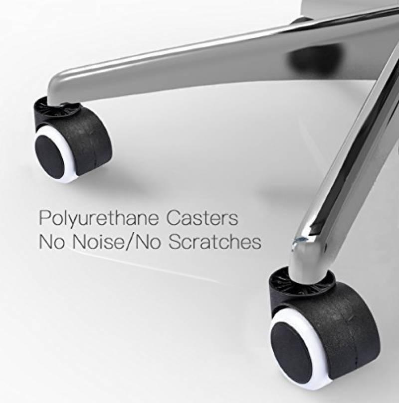 roulettes fauteuil caoutchouc notre top 12 pour 2019 meubles de bureau. Black Bedroom Furniture Sets. Home Design Ideas