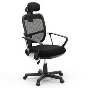 Chaise de bureau. With Armrest and Headrest claire de la marque image 0 produit
