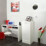 Classeur à rideaux-Blanc-106 cm/7143A2121R91 de la marque image 1 produit