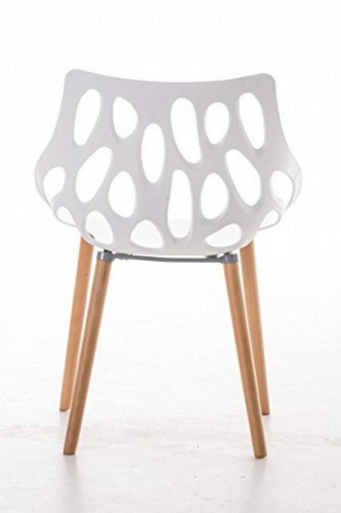 chaise de bureau blanche design comment acheter les. Black Bedroom Furniture Sets. Home Design Ideas