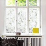 CottonColors Film Adhesif Decoratif pour Fenêtre 3D Statique Autocollant pour fenêtre Film pour Vitrage Film Occultant givré pour Accueil Cuisine Bureau Salle de bains 60CM x 200CM(2Ft X 6.5Ft) de la marque image 2 produit