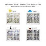 CottonColors Film Adhesif Decoratif pour Fenêtre 3D Statique Autocollant pour fenêtre Film pour Vitrage Film Occultant pour Accueil Cuisine Bureau Salle de bains 60CM x 200CM(2Ft X 6.5Ft) de la marque image 3 produit