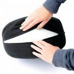 Coussin de méditation Pour Yoga Par Susama - Coton Premium, Super Confortable Et De Design rondo Européen – Améliorez l'Alignement et Confort de la colonne vertébrale! # 1 Pour La Pratique Réparatrice De Yoga de la marque image 4 produit