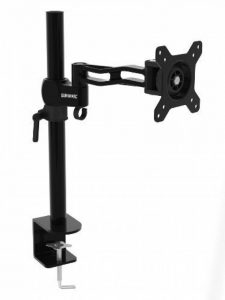 Duronic DM351X2 Support d'écran d'ordinateur / de moniteur LCD / LED pour bureau + 1 extension – Gamme Easy de la marque Duronic image 0 produit
