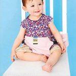 E-Bestar Portable Voyage Chaise Haute Bébé Booster Ceinture de Sécurité Pour les Bébés de 3 à 30 Mois Bambin Alimentation Ceinture de la marque image 1 produit
