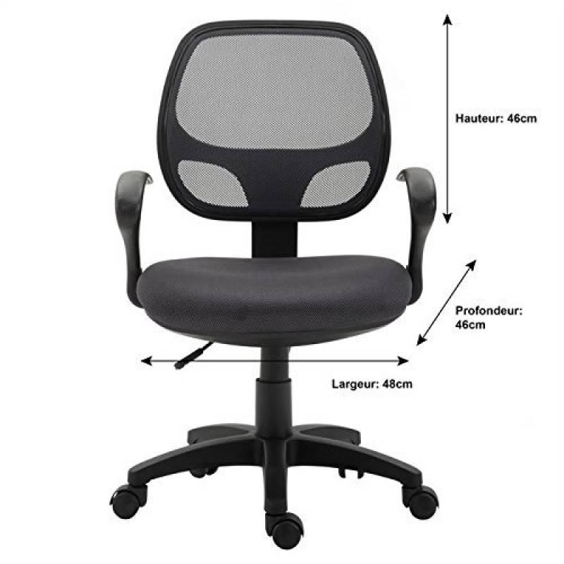notre meilleur comparatif de chaise dactylo enfant pour 2018 meubles de bureau. Black Bedroom Furniture Sets. Home Design Ideas