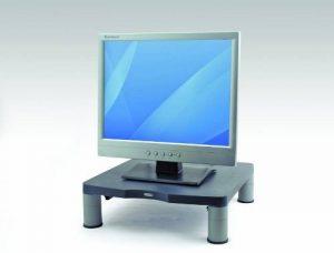 Fellowes 9169301 Support moniteur ergonomique Standard gris foncé de la marque Fellowes image 0 produit