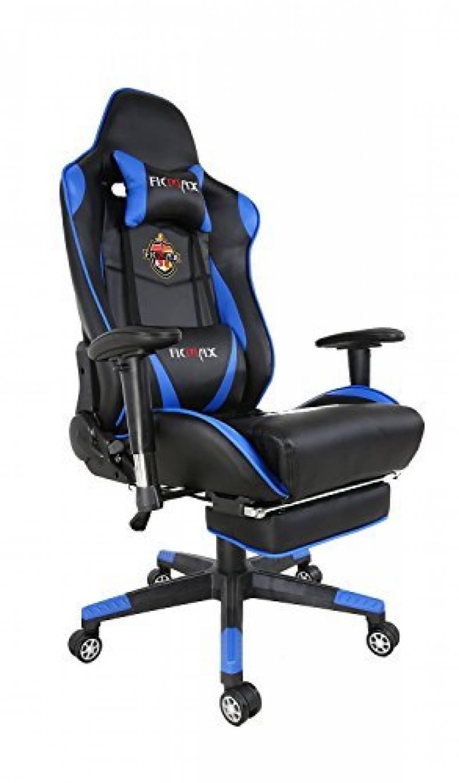 votre meilleur comparatif pour chaise gaming bleu pour. Black Bedroom Furniture Sets. Home Design Ideas