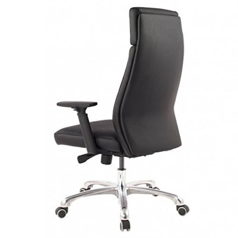 chaise bureau cuir noir pour 2018 acheter les meilleurs mod les meubles de bureau. Black Bedroom Furniture Sets. Home Design Ideas