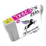 Fituwork 4PK (1Set) Cartouches d'encre compatibles adaptées pour Epson 29 XL 29XL Utilisation dans Epson Expression Home XP-235 XP-332 XP-335 XP-432 XP-245 XP-247 XP-342 XP-345 XP-435 XP-442 XP -445 4Packs- (1B1C1Y1M) de la marque image 3 produit