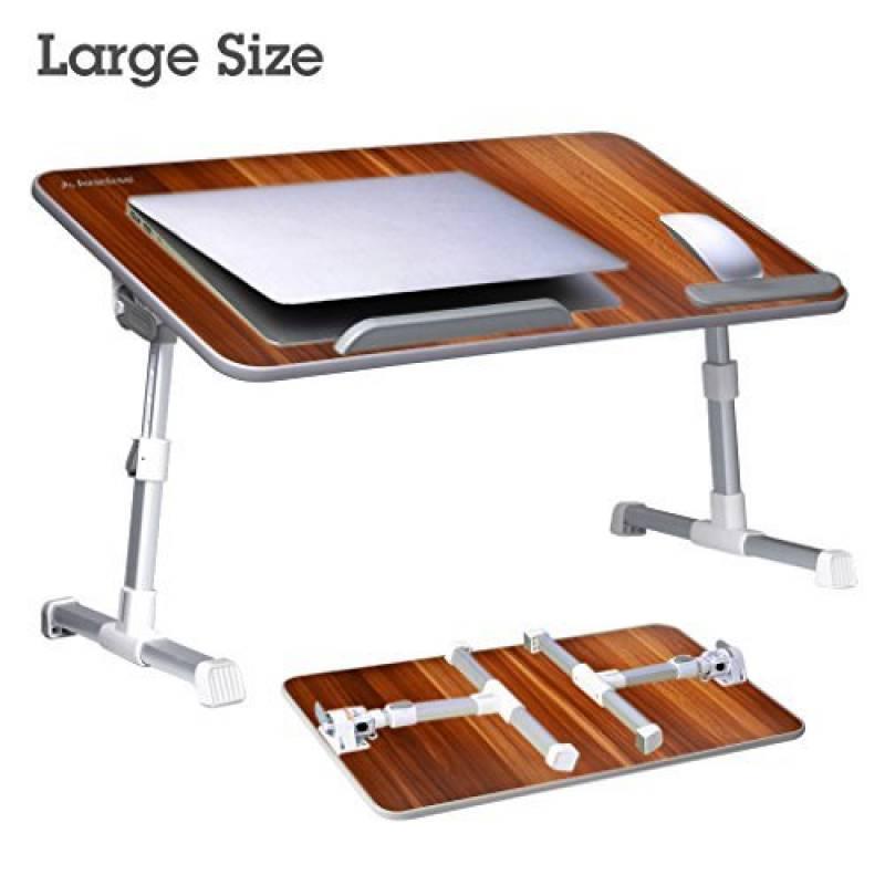 Support ordinateur portable bureau stunning table de lit pour ordinateur belle bureau d - Plateau petit dejeuner ikea ...