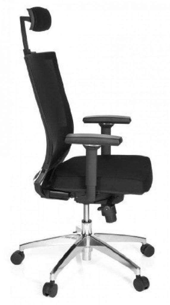 Fauteuil de bureau blanc ergonomique avec accoudoirs trouver les meilleurs produits pour 2019 - Fauteuil de bureau avec appui tete ...