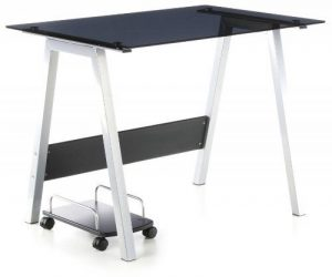 Table informatique en verre le comparatif pour meubles de