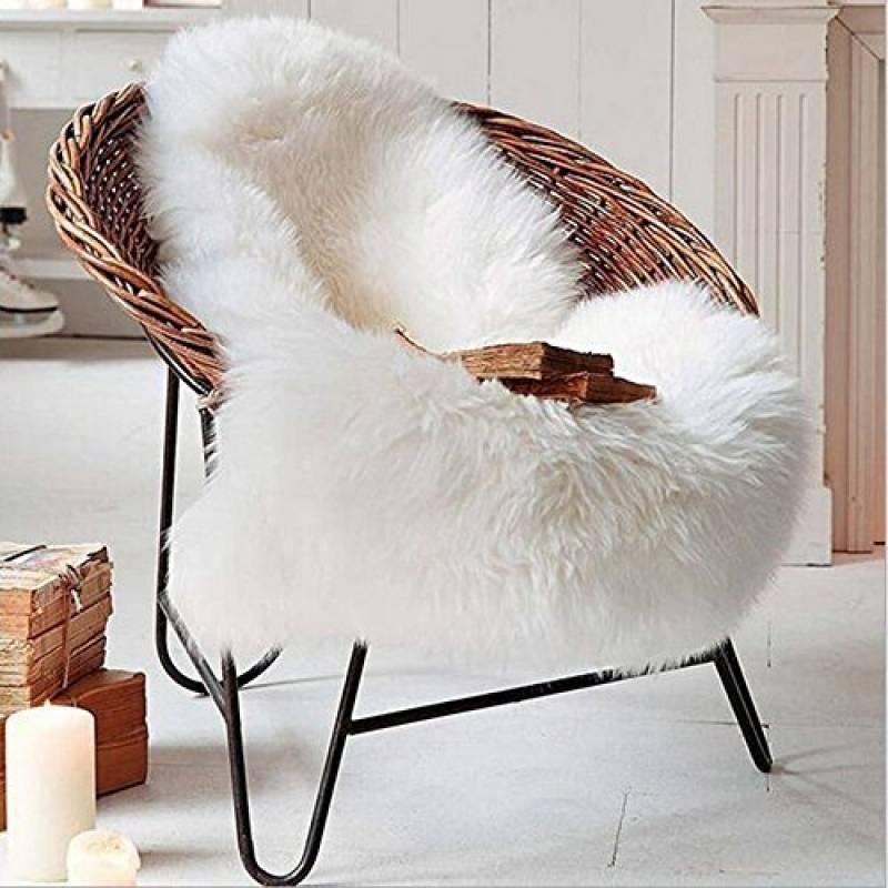 Fauteuil bureau luxe le comparatif pour 2018 meubles de bureau - Tapis peau de mouton synthetique ...