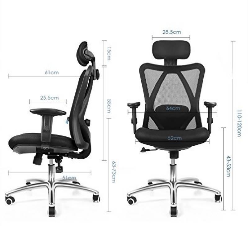 Si ge de bureau confortable pour 2019 notre comparatif meubles de bureau - Siege bureau confortable ...