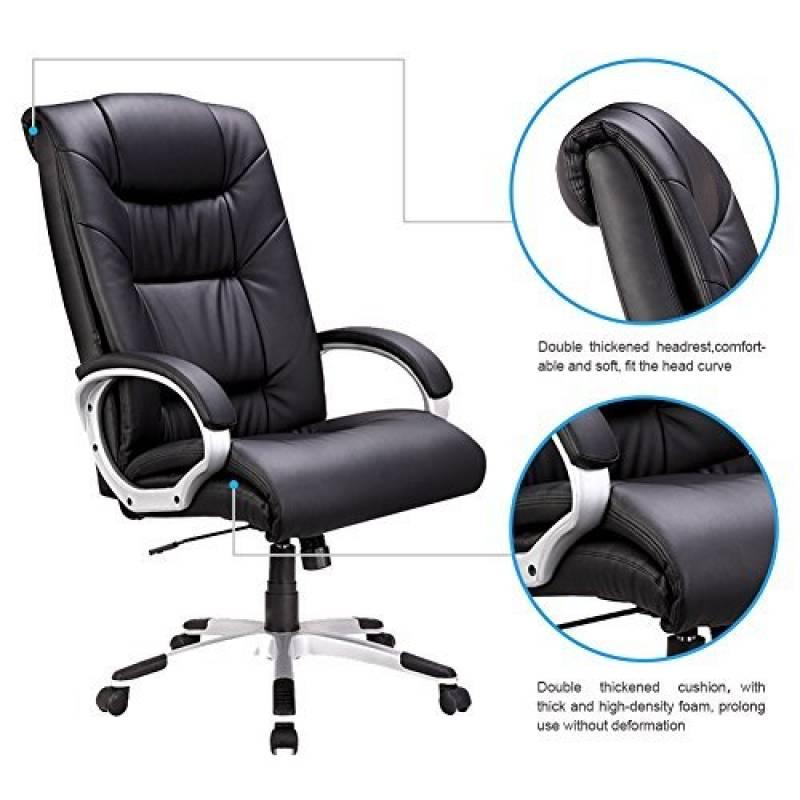 Fauteuil de bureau en cuir acheter les meilleurs mod les - Acheter fauteuil de bureau ...