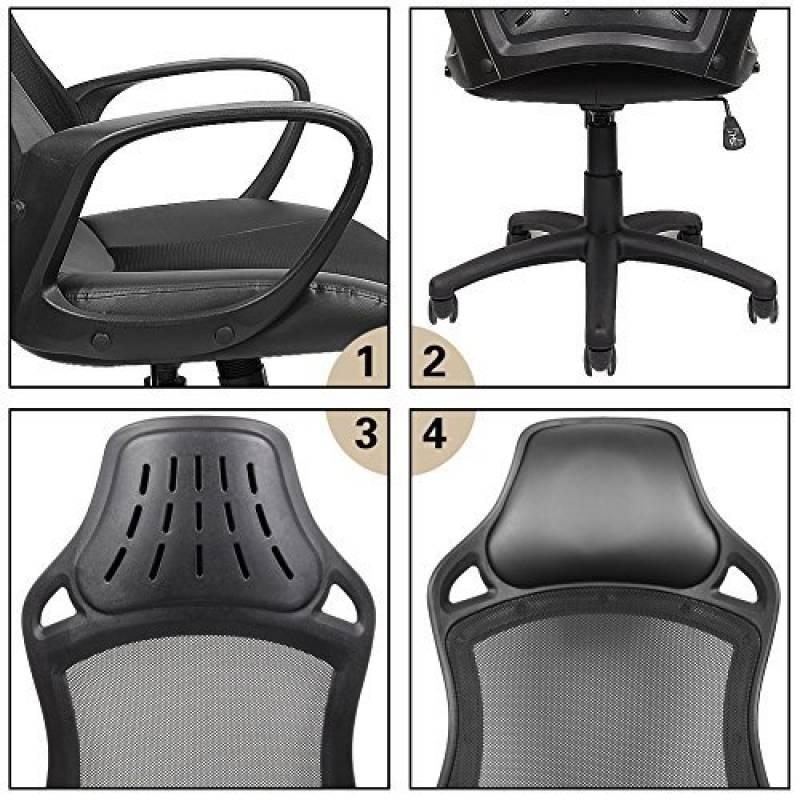 fauteuil de bureau confortable pour le dos trouver les meilleurs produits pour 2018 meubles de. Black Bedroom Furniture Sets. Home Design Ideas
