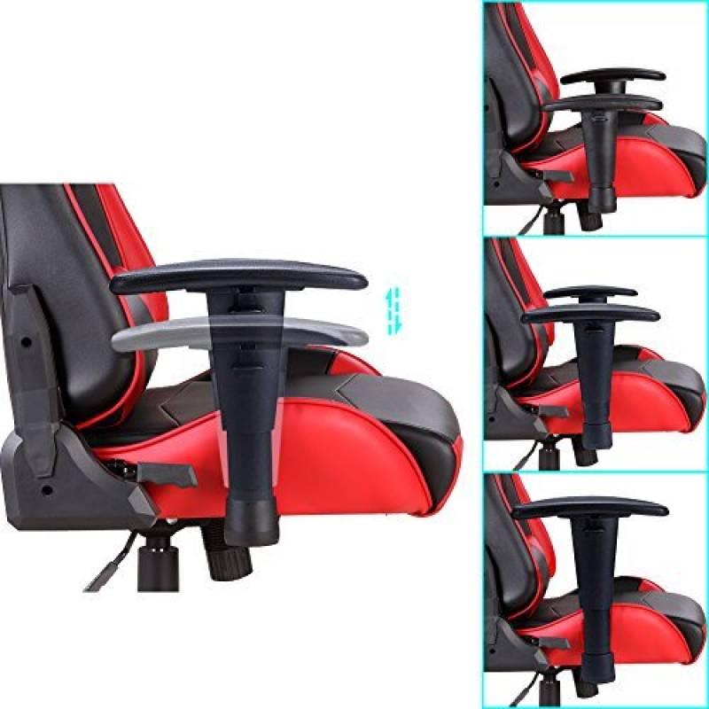 chaise gamer pc pour 2018 votre top 14 meubles de bureau. Black Bedroom Furniture Sets. Home Design Ideas