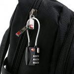 Jasit Lock - TSA approuvé - 5 cadenas de bagages - couleurs aléatoires de la marque image 1 produit
