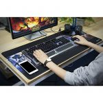 JIALONG Tapis de souris Gaming XXL Grand Sous Main Bureau Tapis souris Gamer 900x400 de la marque JIALONG image 6 produit