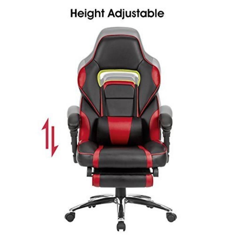 notre comparatif fauteuille gamer pour 2018 meubles de bureau. Black Bedroom Furniture Sets. Home Design Ideas