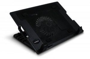 """Lavolta Support de refroidissement avec port USB 2.0 pour Apple MacBook Air, Pro, Unibody et Powerbook Retina 13, 15 et 17"""" de la marque Lavolta image 0 produit"""