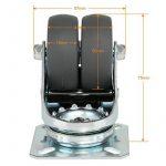 Le comparatif pour : Roue chaise TOP 12 image 4 produit