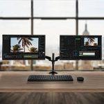 Le comparatif : Support 3 ecran TOP 6 image 1 produit