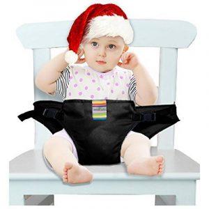 Le lavable Portable Voyage Chaise haute bébé Booster ceinture de sécurité bébé alimentation Toddler -Sicherheitsgurt la ceinture (6 couleurs) de la marque image 0 produit