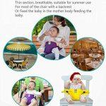 Le lavable Portable Voyage Chaise haute bébé Booster ceinture de sécurité bébé alimentation Toddler -Sicherheitsgurt la ceinture (6 couleurs) de la marque image 2 produit