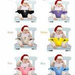 Le lavable Portable Voyage Chaise haute bébé Booster ceinture de sécurité bébé alimentation Toddler -Sicherheitsgurt la ceinture (6 couleurs) de la marque image 4 produit