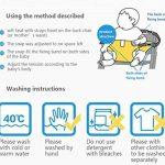 Le lavable Portable Voyage Chaise haute bébé Booster ceinture de sécurité bébé alimentation Toddler -Sicherheitsgurt la ceinture (6 couleurs) de la marque image 5 produit