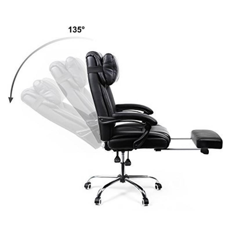 le meilleur comparatif fauteuil de bureau cuir et bois pour 2018 meubles de bureau. Black Bedroom Furniture Sets. Home Design Ideas