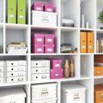 Leitz Boîte de Rangement Dossiers Suspendus, A4, Noir, Click & Store, 60460095 de la marque image 6 produit