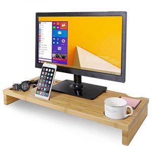 Lifewit Support d'Ordinateur Portable en Bambou Rehaussur de la marque image 0 produit